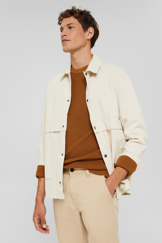tile banner jacket