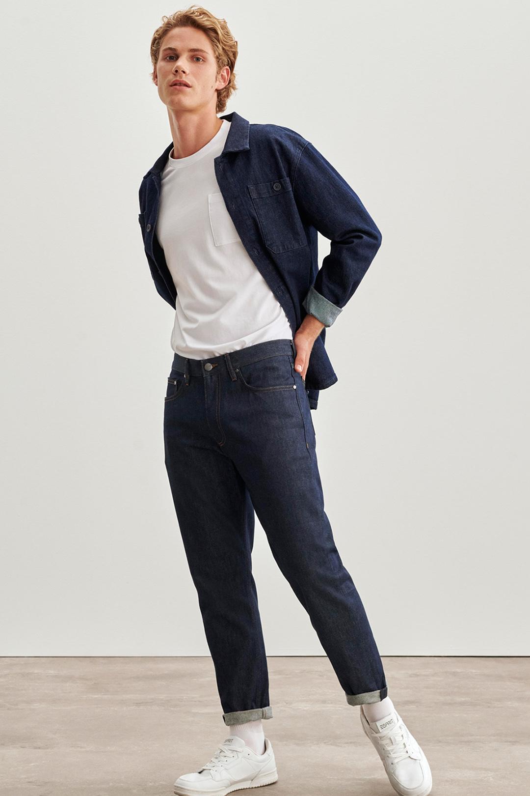 tile banner jeans