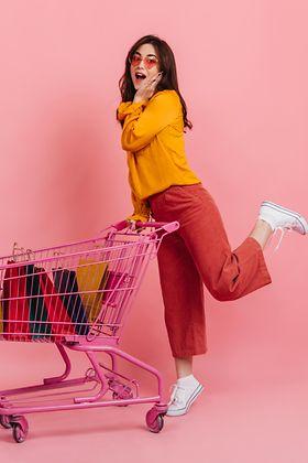 Einkaufserlebnis