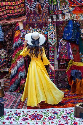 kulturelle Modestädte