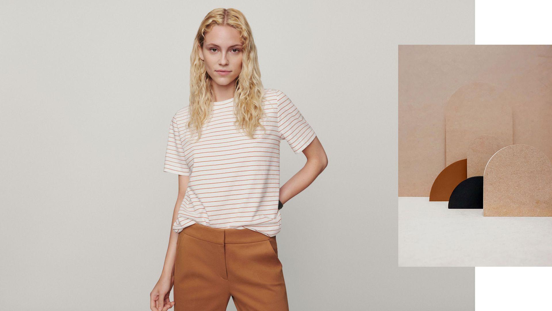 072021 - Women - Inspiration - Lookbook - Pantalons tout simplement idéals - Hero Large 2 IMG
