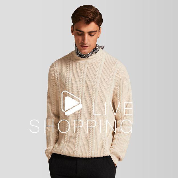 422021 - men - startpage - square - live shopping - sustainability - IMG